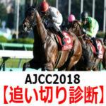 【AJCC2018】追い切り診断