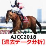 【AJCC2018】過去10年間のデータ・傾向