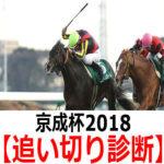 【京成杯2018】追い切り診断