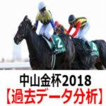 【中山金杯2018】過去10年間のデータ・傾向