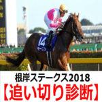 【根岸ステークス2018】追い切り診断