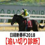 【日経新春杯2018】追い切り診断