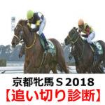 【京都牝馬ステークス2018】追い切り診断
