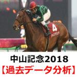 【中山記念2018】過去10年間のデータ・傾向